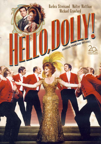 Hello, Dolly (Version Francaise Incluse) DVD Movie