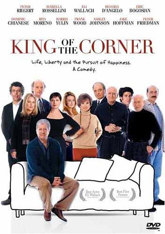 King of the Corner DVD Movie