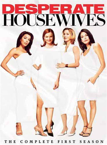 Desperate Housewives - The Complete First Season (Boxset) DVD Movie