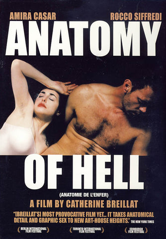 Anatomy of Hell DVD Movie