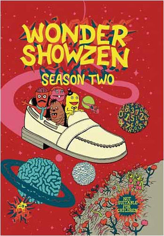 Wonder Showzen - Season 2 (Boxset) DVD Movie