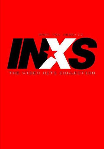 INXS - What You Need - The Video Hits Collection DVD Movie