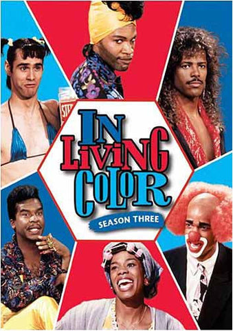 In Living Color - Season 3 (Boxset) DVD Movie