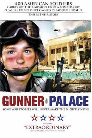 Gunner Palace DVD Movie