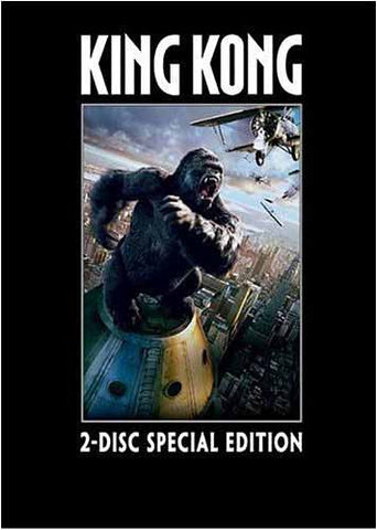 King Kong (Two-Disc Special Edition) (Peter Jackson) DVD Movie