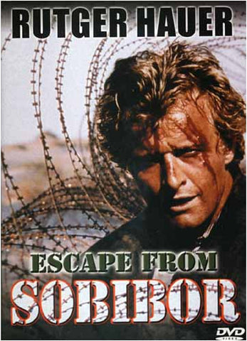 Escape from Sobibor - Rutger Hauer DVD Movie
