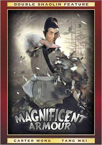 Shaolin Magnificent Armour DVD Movie