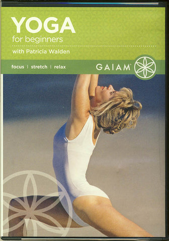 Yoga for Beginners (Patricia Walden) DVD Movie