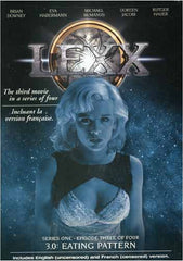 Lexx Series One - Episode Threeof Four - 3.0 :Eating Pattern