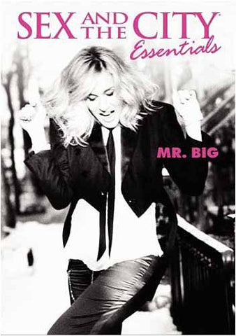 Sex and the City Essentials - The Best of Mr. Big DVD Movie
