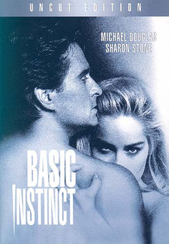 Basic Instinct - Director's Cut (Ultimate Edition) (Uncut Edition) DVD Movie