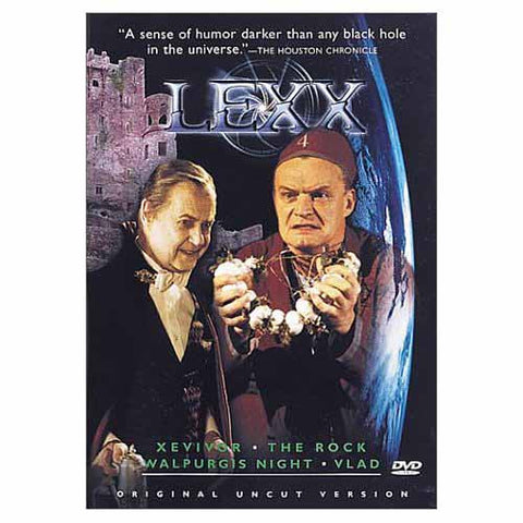 Lexx Series 4 - Volume 2 DVD Movie