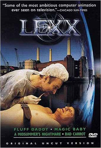 Lexx Series 4 - Vol.3 DVD Movie