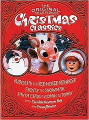 The Original Television Christmas Classics - 5 Original Holiday Classics (3 Dvd plus 1 CD) (Boxset)