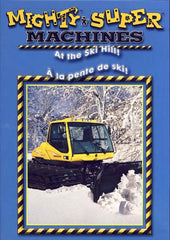 Mighty Machines - At the Ski Hill (Bilingual)