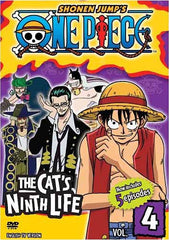 One Piece - Vol. 4 - The Cat's Ninth Life