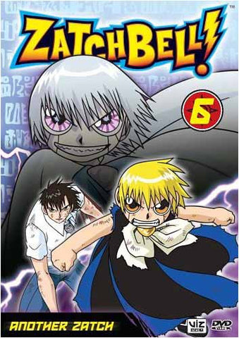 Zatch Bell! - Vol. 6 - Another Zatch DVD Movie