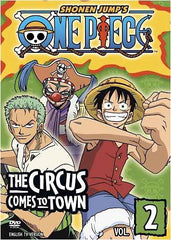 One Piece - Vol. 2 - The Circus Comes To Town