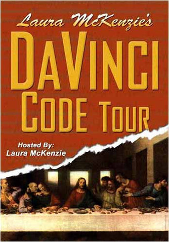 Laura McKenzie's Da Vinci Code Tour DVD Movie