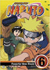 Naruto, Vol. 6 - Powerful New Rivals DVD Movie
