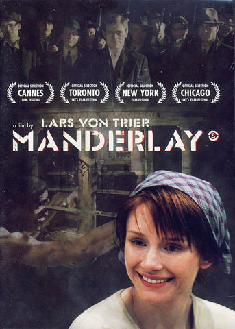 Manderlay DVD Movie