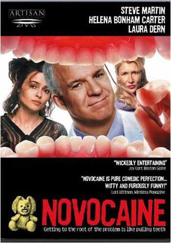 Novocaine DVD Movie