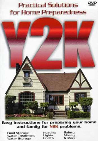 Y2K: Practical Solutions for Home Preparedness DVD Movie