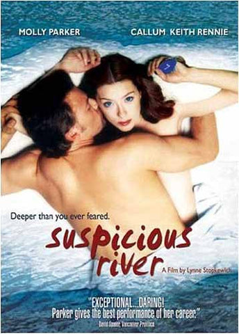 Suspicious River DVD Movie