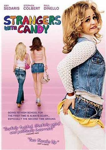 Strangers with Candy (2005) DVD Movie