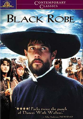 Black Robe (MGM Release) DVD Movie