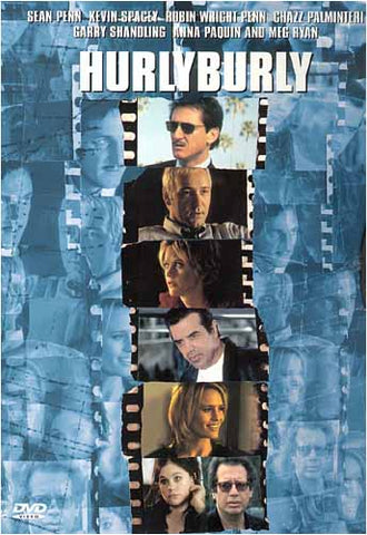 Hurlyburly (Snapcase) (New Line) DVD Movie