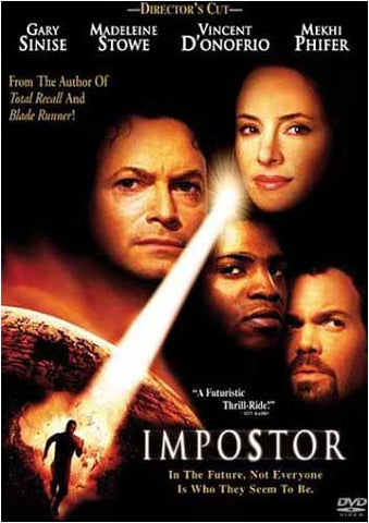 Impostor (Director s Cut) DVD Movie