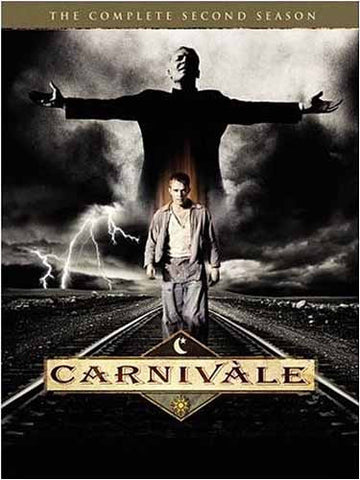 Carnivale - The Complete Second Season(Boxset) DVD Movie