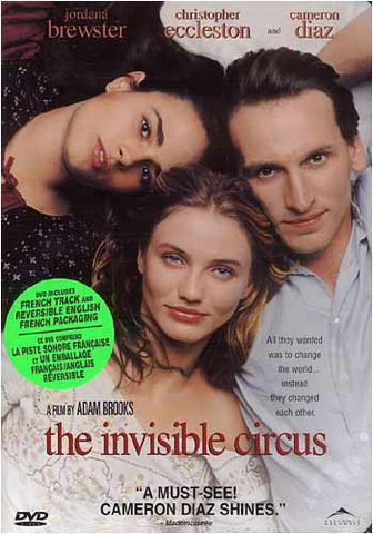The Invisible Circus DVD Movie