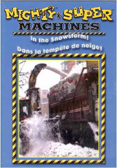 Mighty Machines - In the Snowstorm! (Bilingual)