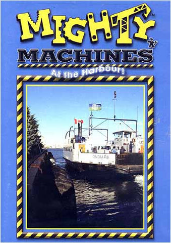 Mighty Machines - At the Harbour DVD Movie