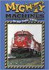 Mighty And Super Machines - At the Train Yard! DVD Movie