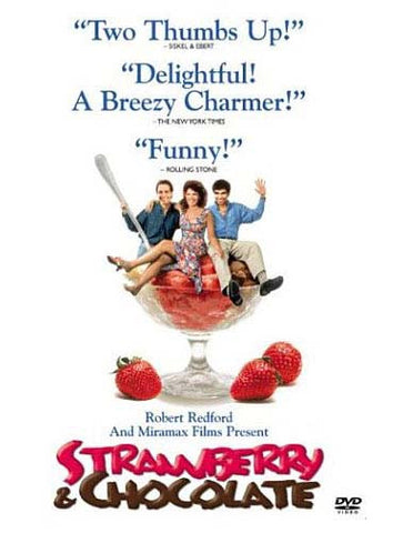 Strawberry and Chocolate DVD Movie