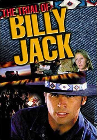 The Trial of Billy Jack DVD Movie