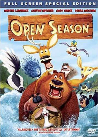Open Season (Full Screen Special Edition) DVD Movie