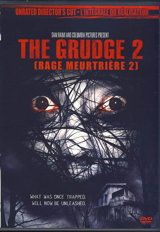 The Grudge 2 (Unrated Director s Cut) (Bilingual) DVD Movie