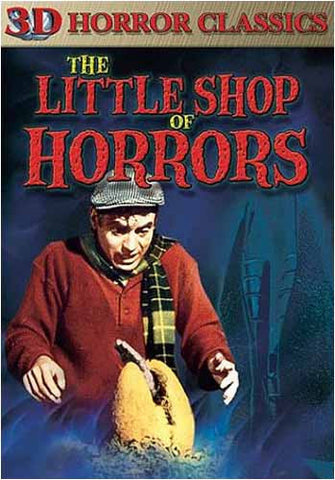 The Little Shop of Horrors (3-D) DVD Movie