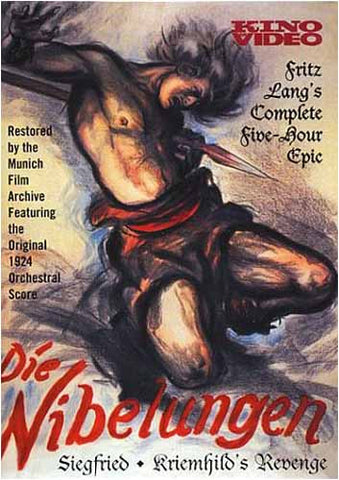 Die Nibelungen DVD Movie