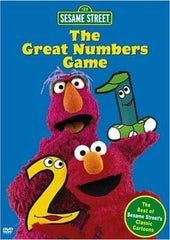 The Great Numbers Game - (Sesame Street)