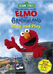 The Adventures of Elmo in Grouchland (Sing and Play) - (Sesame Street)