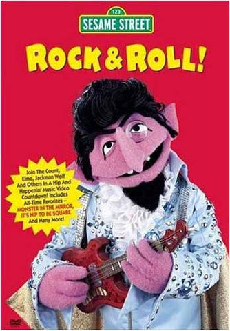 Rock and Roll! - Sesame Street DVD Movie
