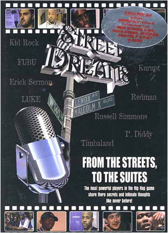 Street Dreams - From the Streets to the Suites DVD Movie