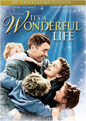 It s a Wonderful Life (60th Anniversary Edition) (Bilingual) DVD Movie