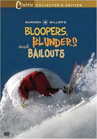 Warren Miller s Bloopers, Blunders and Bailouts DVD Movie