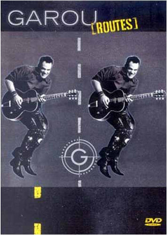 Garou: Routes DVD Movie